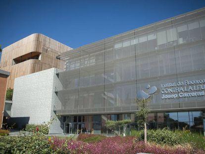 Edificio del Instituto de Investigación Josep Carreras.