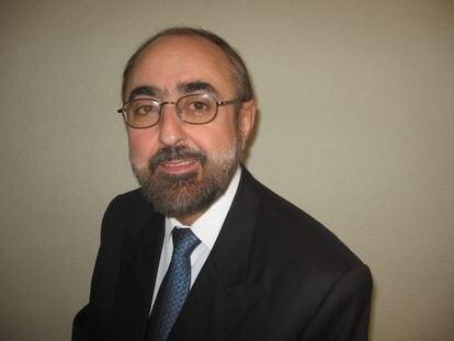 El diplomático Ignacio García-Valdecasas, hasta ahora cónsul de España en Jerusalén, en una imagen de archivo.