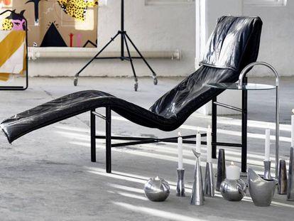 'Chaise-longue' Skye, de los años ochenta.  