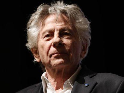 Roman Polanski, en el estreno de gala en París el pasado 4 de noviembre de 'El oficial y el espía'.
