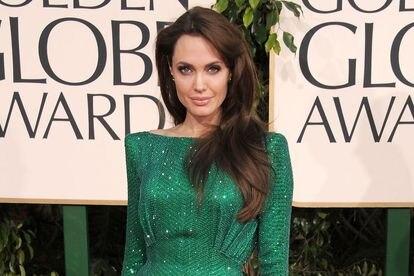 Actress Angelina Jolie.