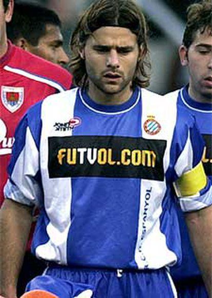 Pochettino, en su anterior etapa en el Espanyol.