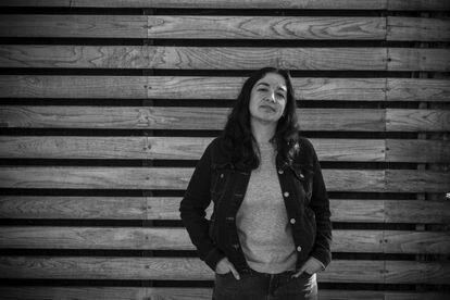 La escritora mexicana Fernanda Melchor, este viernes en Puebla.