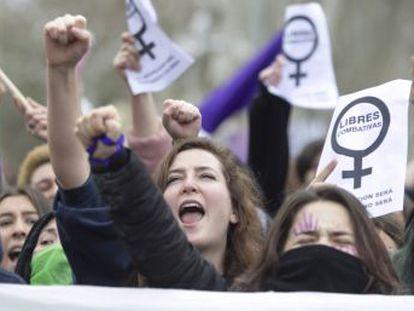 En el movimiento feminista hay diferentes opiniones sobre la mejor forma de organizarse tras la huelga
