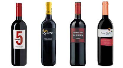 El Abadía de San Quirce 2017, el Damana 5 de 2017, el La Planta 2017 y Pinna Fidelis Roble 2017 son cuatro de los vinos destacados.