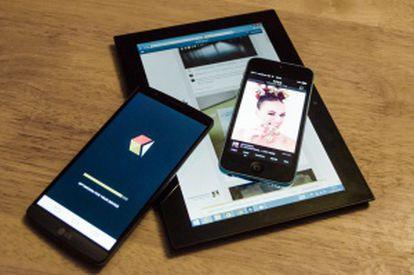 Las nuevas aplicaciones se adaptan a los diferentes soportes.