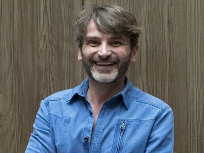 El actor Fernando Tejero el pasado mes de abril en Madrid.
