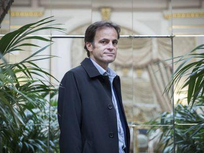 El candidato de En Comú Podem para el 28-A, Jaume Asens.