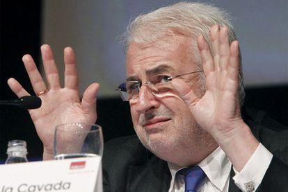 José de la Cavada, director de Relaciones Laborales de la CEOE.