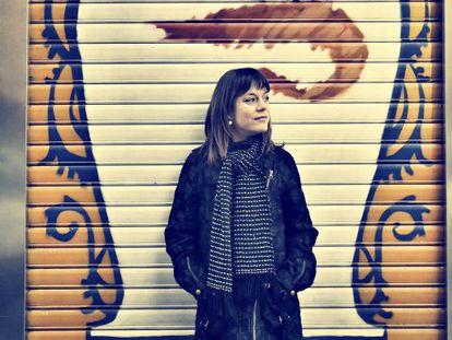 María Pacheco, directora de la discográfica Nuevos Medios.