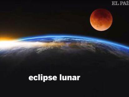 El eclipse de luna puede aportar información sobre el agujero de la capa de ozono