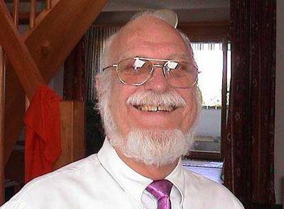 El reverendo Hugh Johnes.