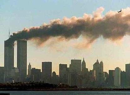 El ataque terrorista del 11-S.