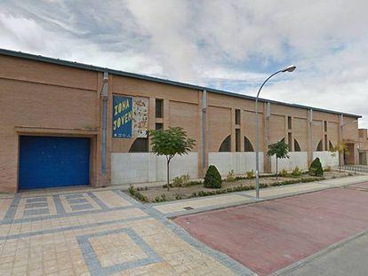 Polideportivo municipal de Herencia, Ciudad Real.