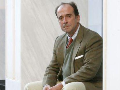 El adjunto al Defensor del Pueblo Andaluz, Carlos del Barco.