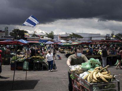 Una feria de productos agrícolas, este fin de semana en San José de Costa Rica.