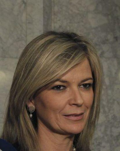 La portavoz del CGPJ, Gabriela Bravo.