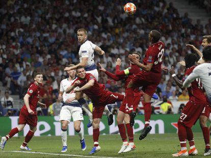Liverpool y Tottenham, en la final de la Champions