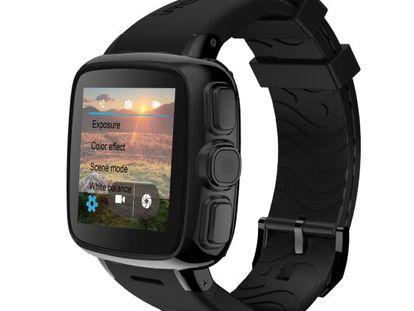 Reloj inteligente de la marca Intex.
