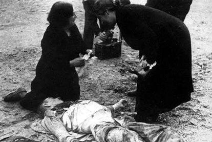 La Ley de la Memoria Histórica no animó la discusión sobre la pérdida de seres queridos durante la Guerra Civil.