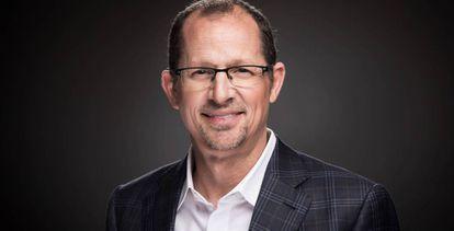 Jeff Magioncalda, CEO de Coursera.