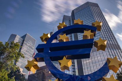 Exterior del Banco Central Europeo, en Fráncfort, la entidad que regula la política económica y monetaria de la UE. / ISTOCK