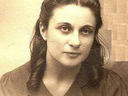 Ada Grossi, locutora de radio y militante antifascista italiana.