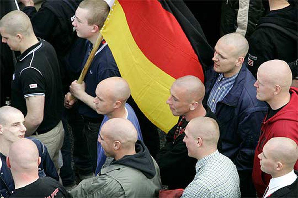Alemania ordena la disolución de un grupo neonazi | Internacional ...