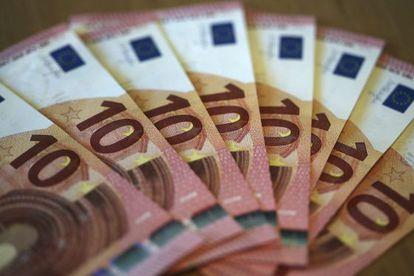Nuevos billetes de 10 euros. EFE/Archivo