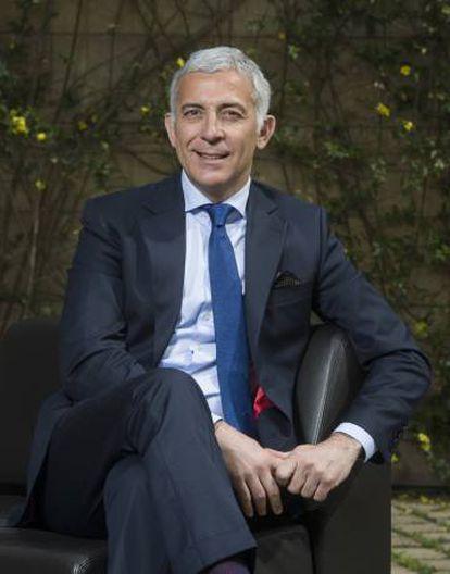 Ernest Quingles, vicepresidente de ventas de Epson en Europa