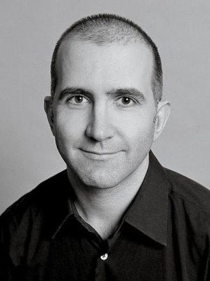 El escritor y crítico Alex Ross.
