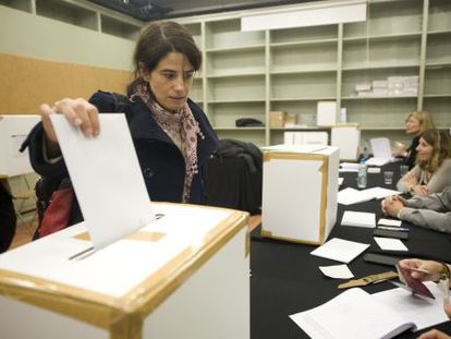 El 25 de noviembre fue el último día para votar la consulta del 9-N.