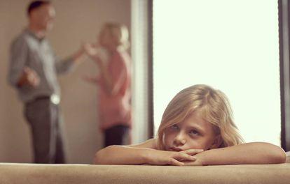 Los niños aprenden a relacionarse según lo hacen sus padres.