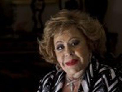 La actriz cuenta en sus memorias su paso por la época de oro del cine mexicano y cómo comenzó a trabajar con el cineasta español