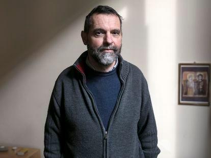 14/12/2020 - Barcelona - El teólogo jesuita  Javier Melloni.