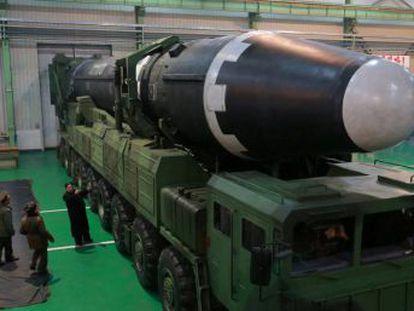 La industria armamentística norcoreana ha logrado varios hitos tecnológicos en los últimos meses