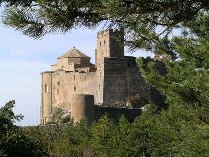 El castillo de Loarre es una de las fortalezas medievales mejor conservadas de España.