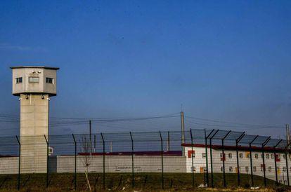 Imagen de la prisión de alta seguridad de Vendin-le-Vieil donde permanece el atracador Redoine Faïd
