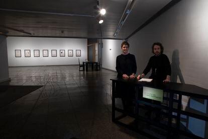 La artista Raquel Friera y el filósofo Xavier Bassas han fundado el Instituto del Tiempo Suspendido (ITS).