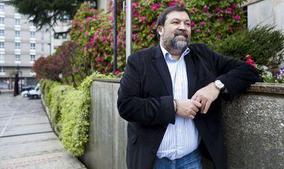 Francisco Caamaño en el Parlamento