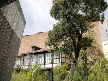 Sede de la Fundación Francisco Giner de los Ríos