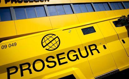 Logotipo de Prosegur.
