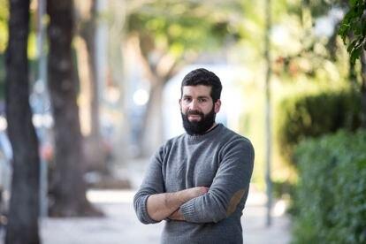 José Carlos Mesa, un paciente de Málaga que lleva dos años esperando una operación de neurocirugía.