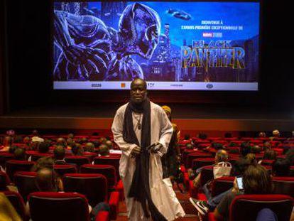 El primer superhéroe africano de Marvel aterriza en las pantallas de su continente