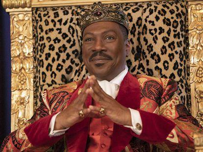 Eddie Murphy, en 'El rey de Zamunda'.