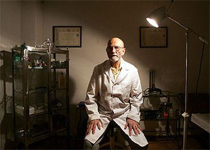 El doctor Pedro Caba.