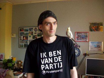 Sven Olaf Kamphuis en su página de Facebook.