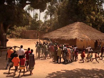 Fotograma de la película Kadjike, de Sana Na N'Hada.