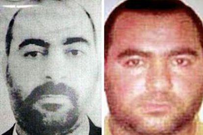 Las dos únicas fotos de Abubaker al Bagdadi: la primera y más reciente difundida por las autoridades iraquíes; la segunda, en los archivos del Departamento de Estado de EE UU.