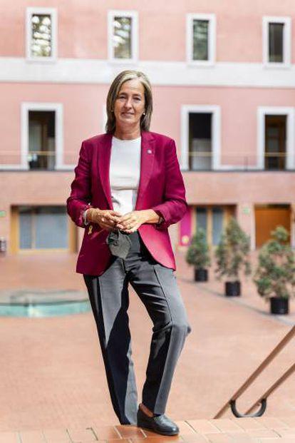 Cristina Gelpí, vicerrectora de proyectos de docencia de la Pompeu Fabra.